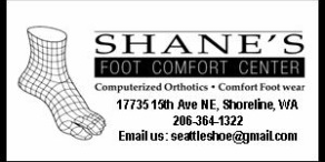 SHANE'S FOOT COMFORT CENTER